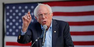 Senator Bernie Sanders could not handle the Presidency